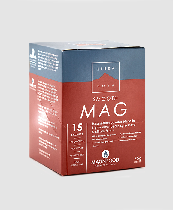 TERRANOVA<br/> Smooth Mag In Box of 15 x 5g Sachets