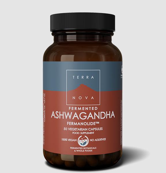 Terranova <br/> Fermented Ashwagandha FERMANOLIDE™