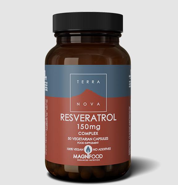 Terranova <br/> Resveratrol 150mg Complex